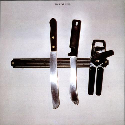 """Tin Star Head 12"""" vinyl single (12 inch record / Maxi-single) UK -TS12HE501996"""