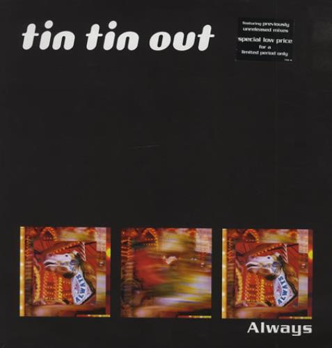 Tin Tin Out Always 2-LP vinyl record set (Double Album) UK TTO2LAL412593