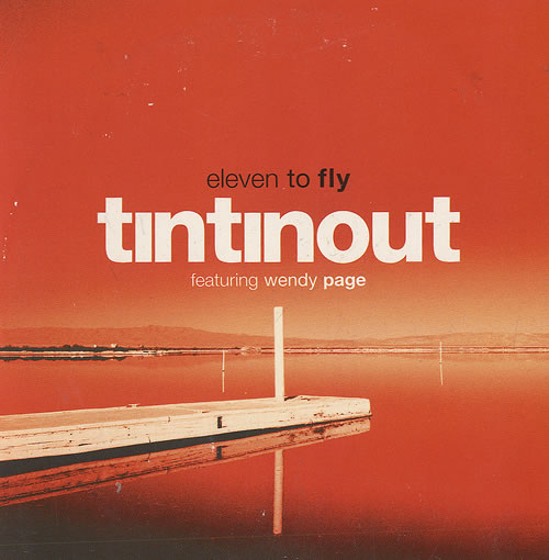 """Tin Tin Out Eleven To Fly CD single (CD5 / 5"""") UK TTOC5EL146779"""