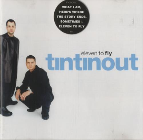 Tin Tin Out Eleven To Fly CD album (CDLP) UK TTOCDEL438040