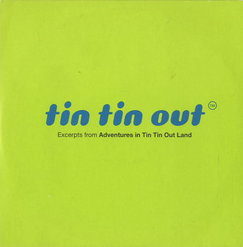 """Tin Tin Out Excerpts From Adventures In Tin Tin Out Land CD single (CD5 / 5"""") UK TTOC5EX164537"""