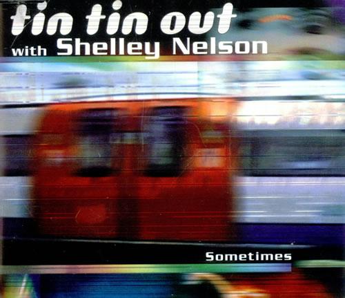 """Tin Tin Out Sometimes CD single (CD5 / 5"""") UK TTOC5SO498824"""