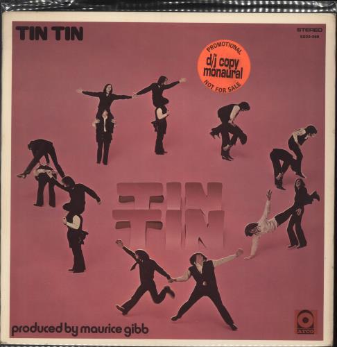 Tin Tin Tin Tin - Mono vinyl LP album (LP record) US TT1LPTI737105