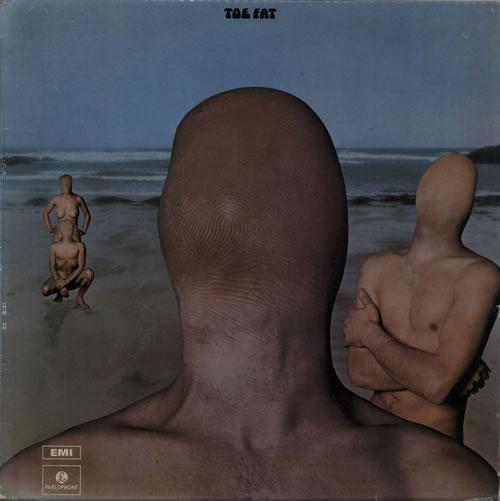 Toe Fat Toe Fat - EX vinyl LP album (LP record) UK TOFLPTO144605