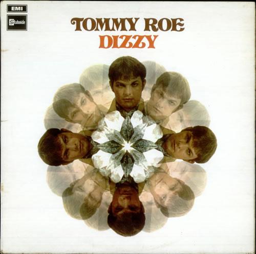 Tommy Roe Dizzy Uk Vinyl Lp Album Lp Record 529999