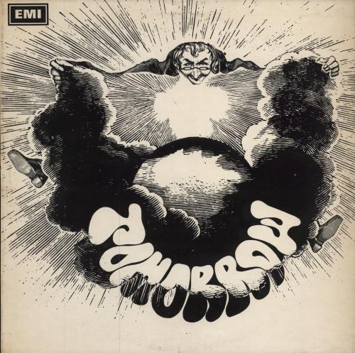 Tomorrow Tomorrow - 1st - EX vinyl LP album (LP record) UK RRWLPTO566497
