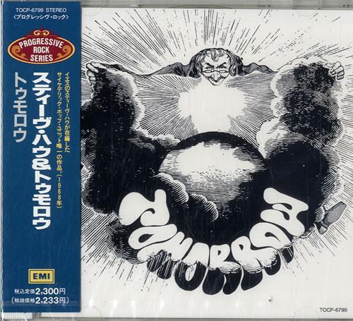Tomorrow Tomorrow vinyl LP album (LP record) Japanese RRWLPTO606592