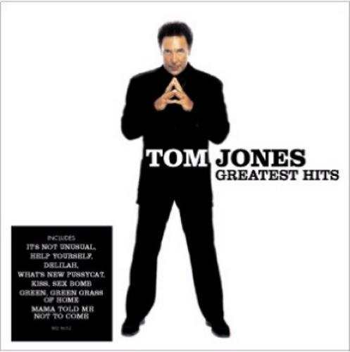 tom jones greatest hits uk cd album cdlp 234585. Black Bedroom Furniture Sets. Home Design Ideas