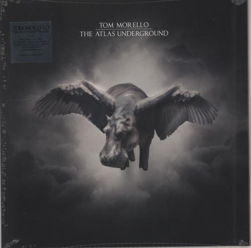 Tom Morello The Atlas Underground Gold Vinyl Uk Vinyl Lp Album Lp Record 706223