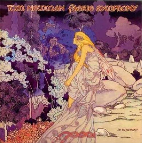 Tom Newman Faerie Symphony CD album (CDLP) UK T-NCDFA461059
