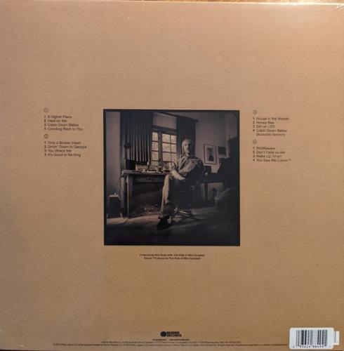 Tom Petty & The Heartbreakers Finding Wildflowers (Alternate Versions) - Gold Vinyl - Sealed 2-LP vinyl record set (Double Album) UK PET2LFI767594