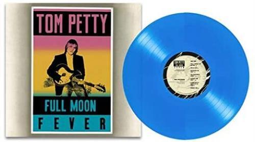 Tom Petty & The Heartbreakers Full Moon Fever - Blue Vinyl - Sealed vinyl LP album (LP record) UK PETLPFU765928