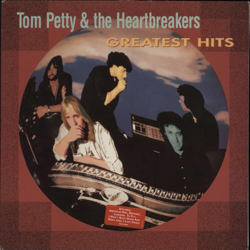 Tom Petty & The Heartbreakers Greatest Hits 2-LP vinyl record set (Double Album) Dutch PET2LGR601218