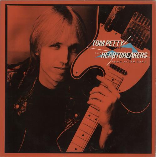 Tom Petty & The Heartbreakers Long After Dark vinyl LP album (LP record) UK PETLPLO330590