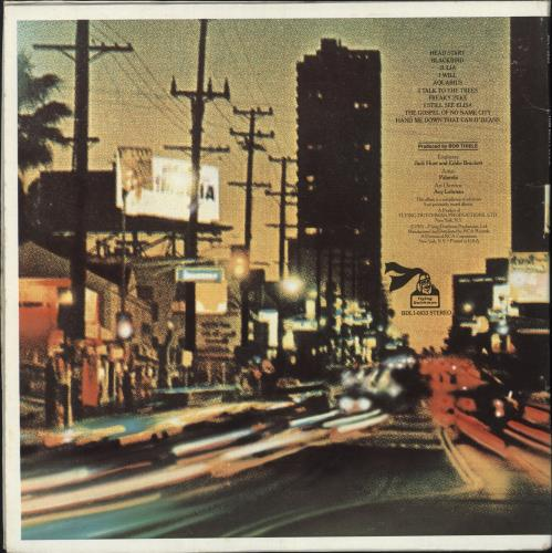Tom Scott Tom Scott In L.A. vinyl LP album (LP record) US S6TLPTO744994