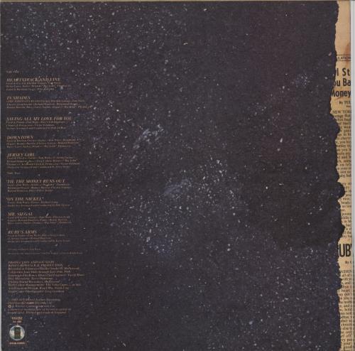 Tom Waits Heartattack And Vine - EX vinyl LP album (LP record) UK TMWLPHE770433