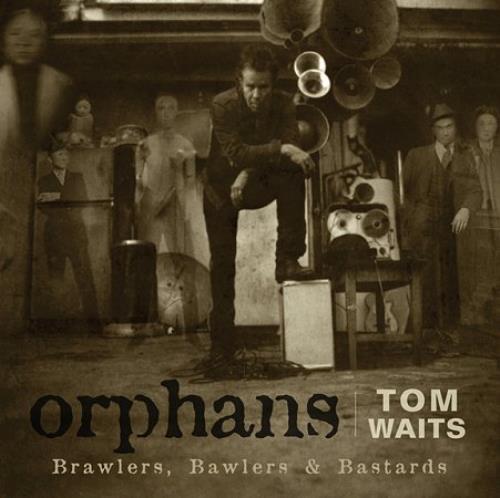Tom Waits Orphans - Brawlers, Bawlers & Bastards 3-CD album set (Triple CD) UK TMW3COR384129