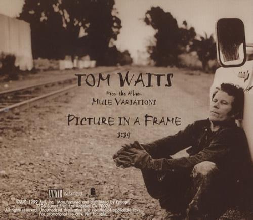 Tom waits singles