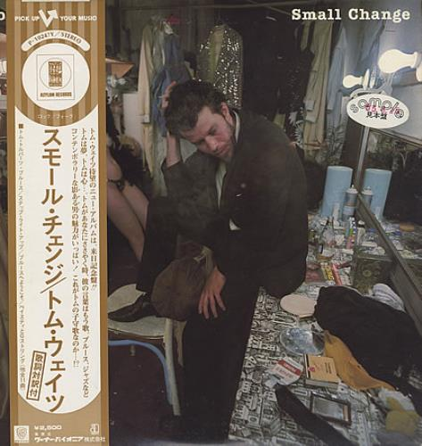 Small change tom waits album