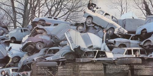 Tonton Macoute Tonton Macoute vinyl LP album (LP record) UK 3TMLPTO514330