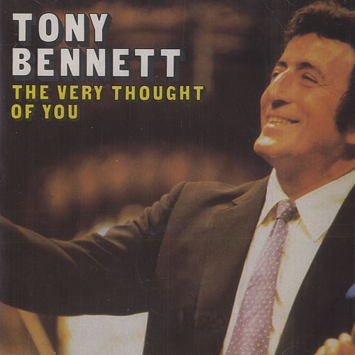 Tony Bennett The Very Thought Of You CD album (CDLP) US ONYCDTH482906