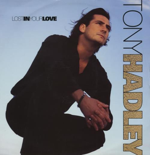"Tony Hadley Lost In Your Love 12"" vinyl single (12 inch record / Maxi-single) UK TON12LO73344"