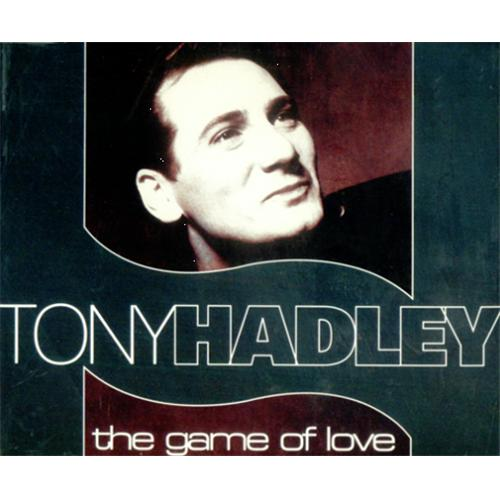 "Tony Hadley The Game Of Love CD single (CD5 / 5"") UK TONC5TH19547"