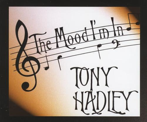 "Tony Hadley The Mood I'm In CD single (CD5 / 5"") UK TONC5TH396814"