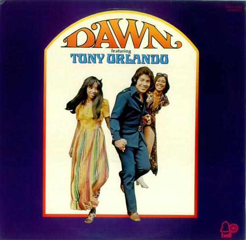 Tony Orlando & Dawn Dawn Featuring Tony Orlando vinyl LP album (LP record) UK TOLLPDA451887