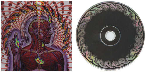 Tool Lateralus UK CD album (CDLP) (181770)
