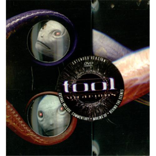 Tool Vicarious UK DVD Single (421991)