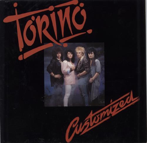 Torino Customized vinyl LP album (LP record) UK Y0SLPCU702128