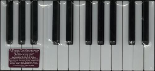 Tori Amos A Piano: The Collection - Sealed CD Album Box Set UK TORDXAP622311