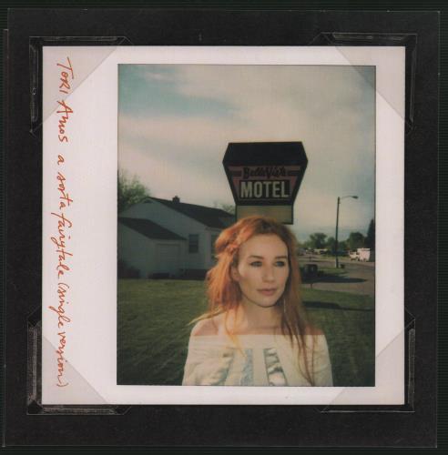 "Tori Amos A Sorta Fairytale 7"" vinyl single (7 inch record) US TOR07AS299348"
