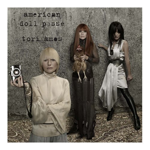 Tori Amos American Doll Posse CD album (CDLP) UK TORCDAM397655