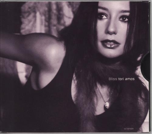 "Tori Amos Bliss - 2-track CD single (CD5 / 5"") US TORC5BL145596"