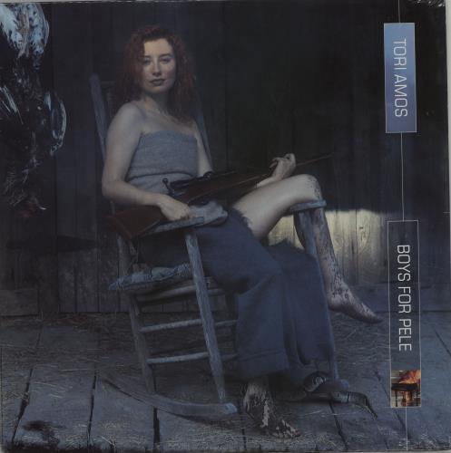 Tori Amos Boys For Pele - Sealed 2-LP vinyl record set (Double Album) US TOR2LBO663918
