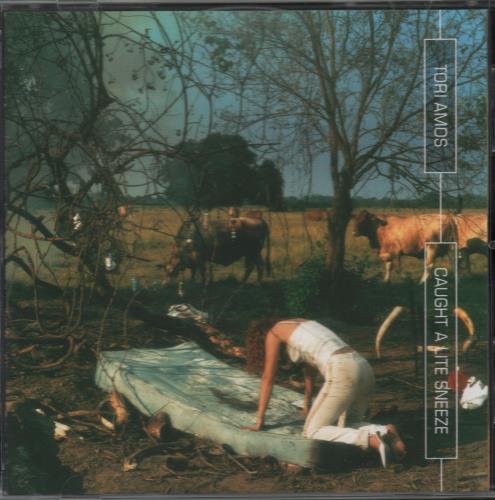 Tori Amos Caught A Lite Sneeze - CD1 & 2 2-CD single set (Double CD single) UK TOR2SCA163809
