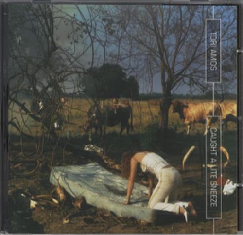 """Tori Amos Caught A Lite Sneeze - CD1 CD single (CD5 / 5"""") UK TORC5CA57733"""
