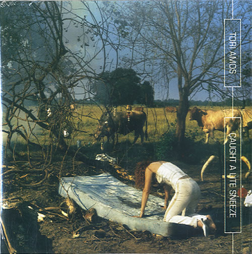 "Tori Amos Caught A Lite Sneeze - Wallet - Sealed CD single (CD5 / 5"") German TORC5CA591057"
