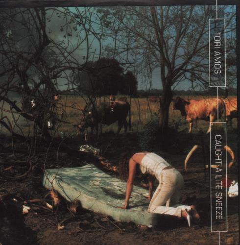 "Tori Amos Caught A Little Sneeze CD single (CD5 / 5"") Australian TORC5CA59343"