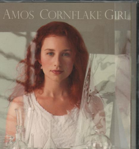 "Tori Amos Cornflake Girl CD single (CD5 / 5"") UK TORC5CO24573"