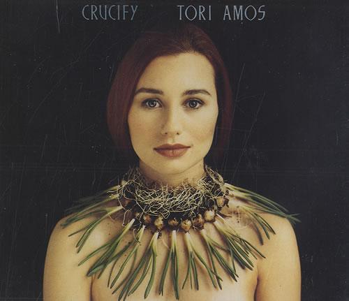 "Tori Amos Crucify - EX CD single (CD5 / 5"") German TORC5CR435366"