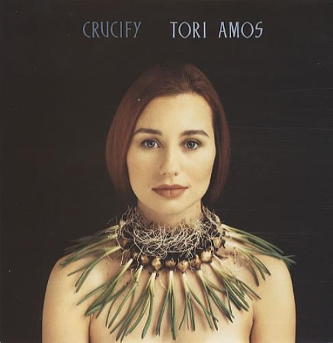 "Tori Amos Crucify 7"" vinyl single (7 inch record) UK TOR07CR23841"