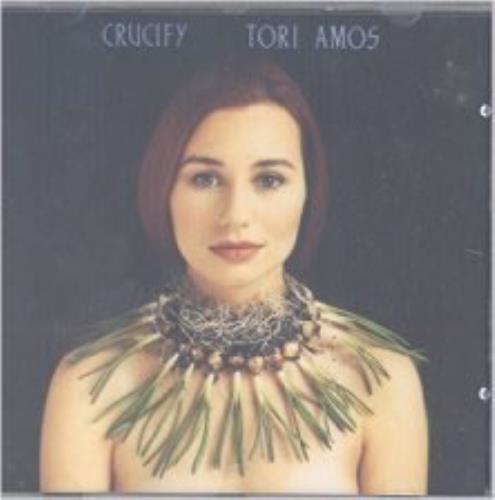 "Tori Amos Crucify CD single (CD5 / 5"") US TORC5CR06048"