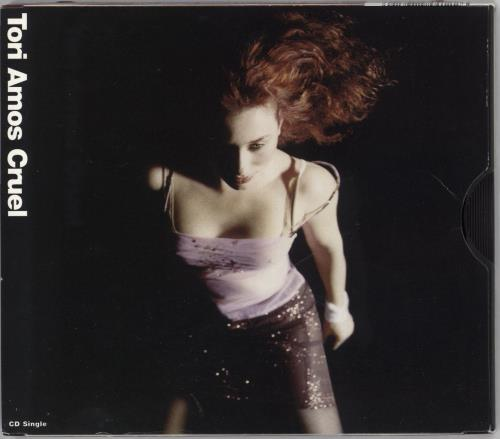 "Tori Amos Cruel / Raspberry Swirl CD single (CD5 / 5"") US TORC5CR248925"