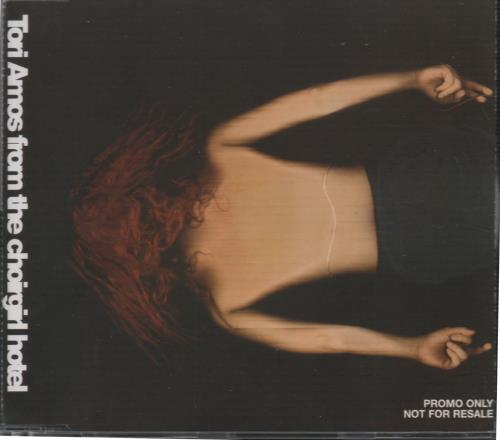 Tori Amos From The Choirgirl Hotel CD album (CDLP) German TORCDFR112358