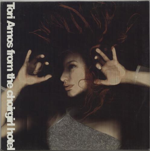 Tori Amos From The Choirgirl Hotel vinyl LP album (LP record) German TORLPFR112550