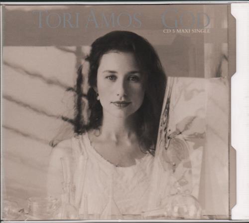 "Tori Amos God CD single (CD5 / 5"") US TORC5GO25873"