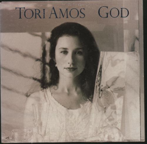 "Tori Amos God CD single (CD5 / 5"") Australian TORC5GO29497"